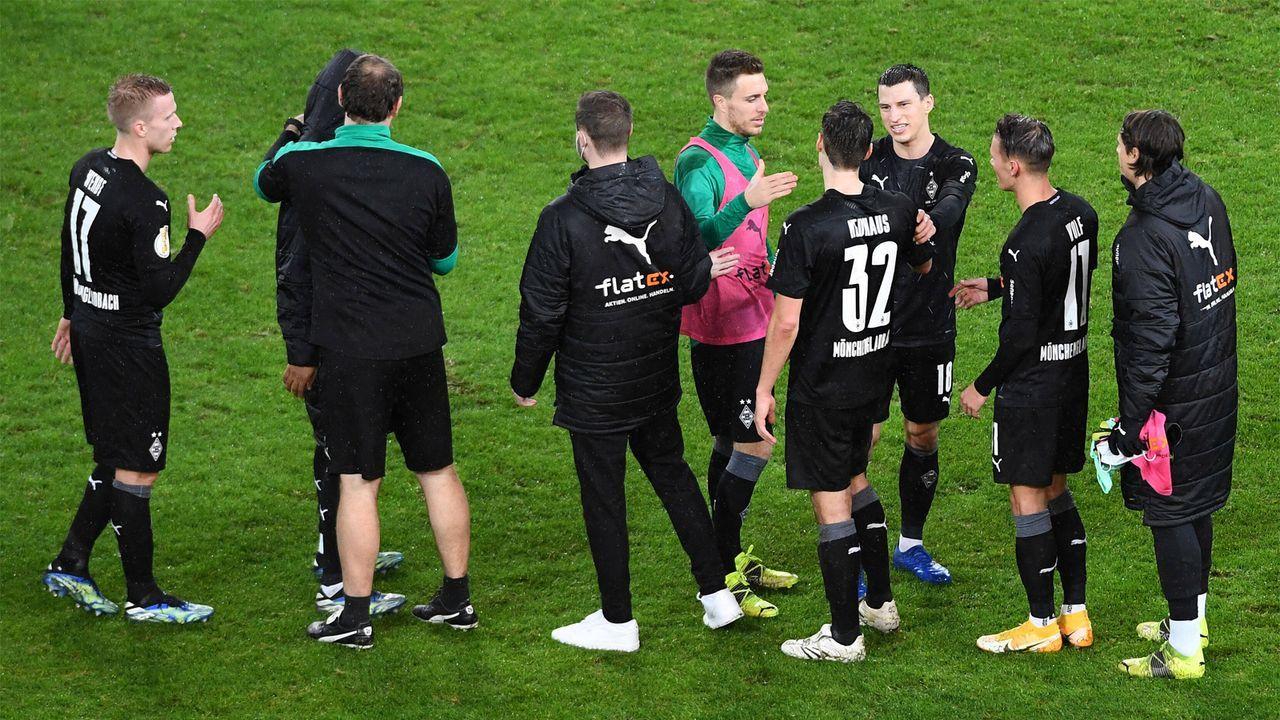 Borussia Mönchengladbach - Bildquelle: Imago Images