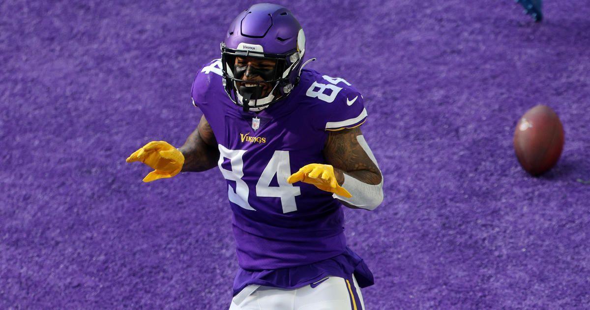 Irv Smith Jr. (Minnesota Vikings) - Bildquelle: getty