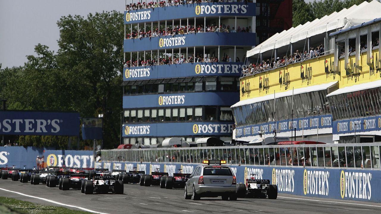 Die Formel 1 ist zurück in Imola - Bildquelle: 2006 Getty Images
