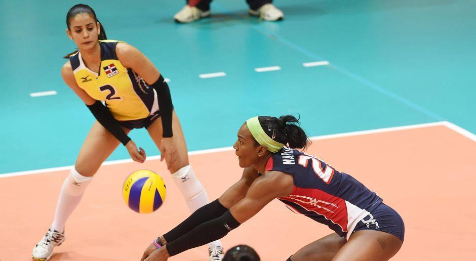 Winifer Fernandez (Volleyball/Dominikanische Republik) - Bildquelle: imago/CTK Photo