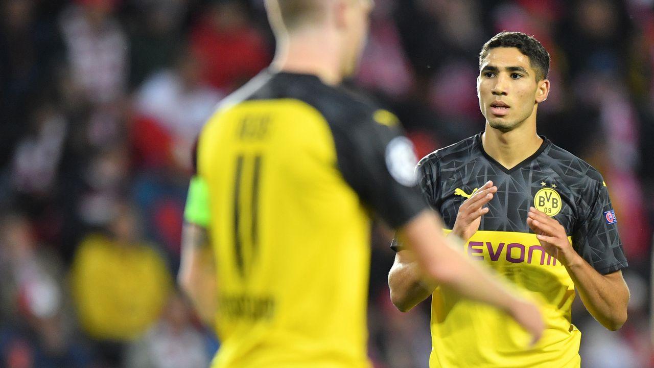 Achraf Hakimi (Borussia Dortmund) - Bildquelle: Getty Images