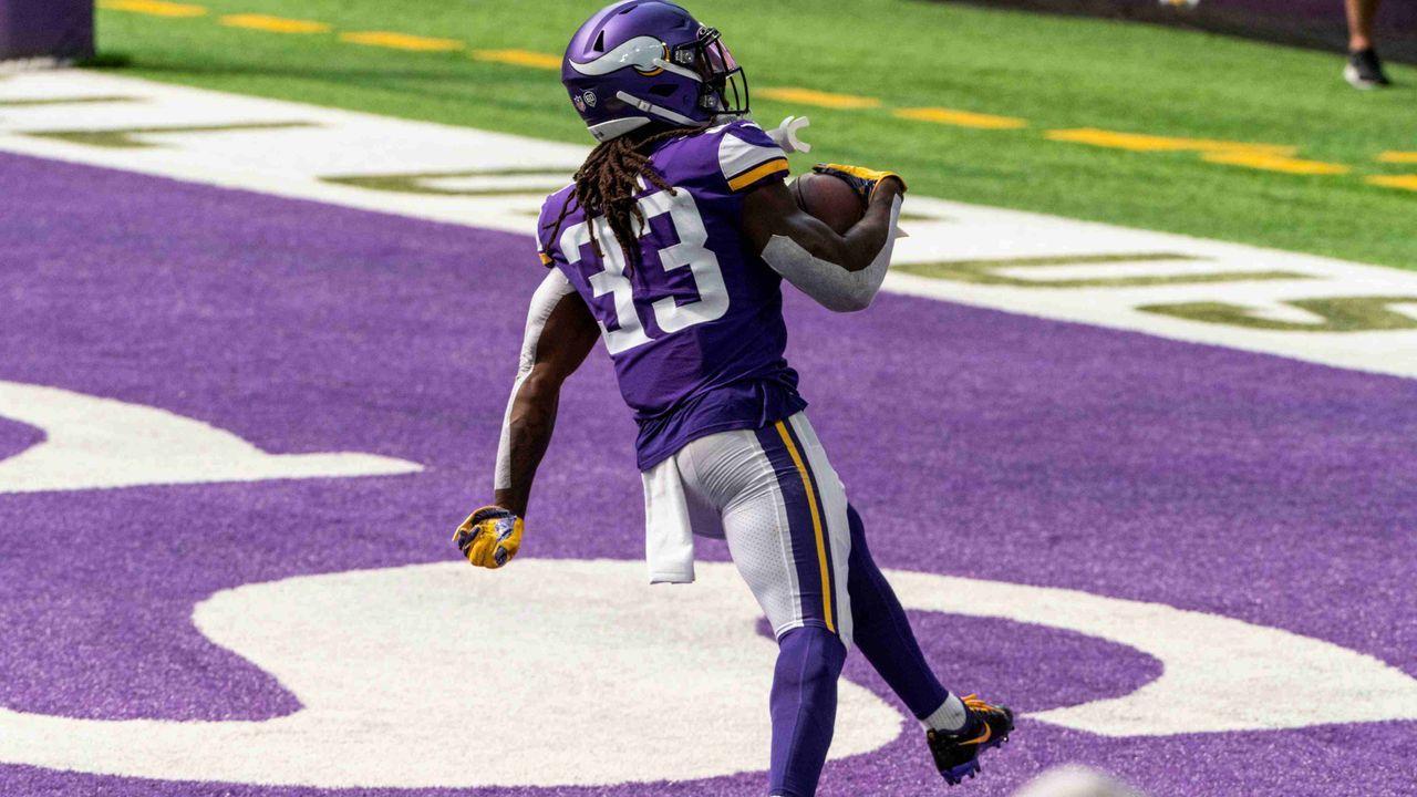 14. Pick: Minnesota Vikings - Bildquelle: getty