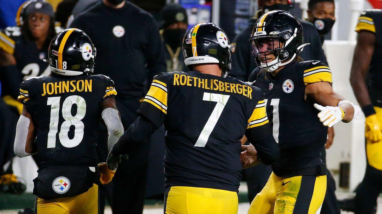 AFC North: Pittsburgh Steelers - Bildquelle: getty