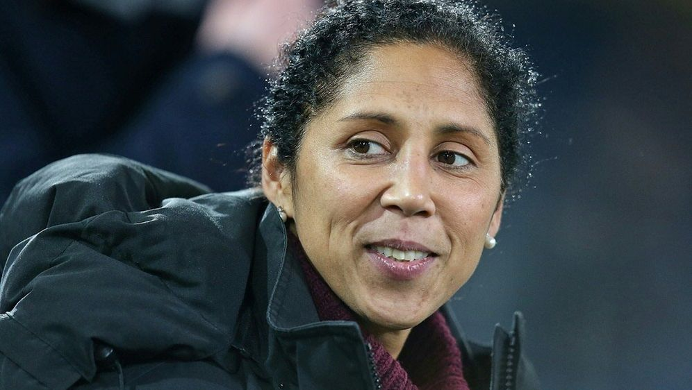 Steffi Jones kritisiert die Spitze des DFB - Bildquelle: PIXATHLONPIXATHLONSID