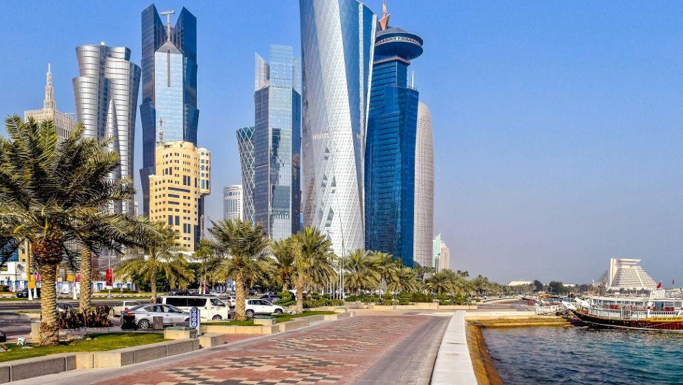Katar ist der Austragungsort der WM 2022 - Bildquelle: PIXATHLONPIXATHLONSID