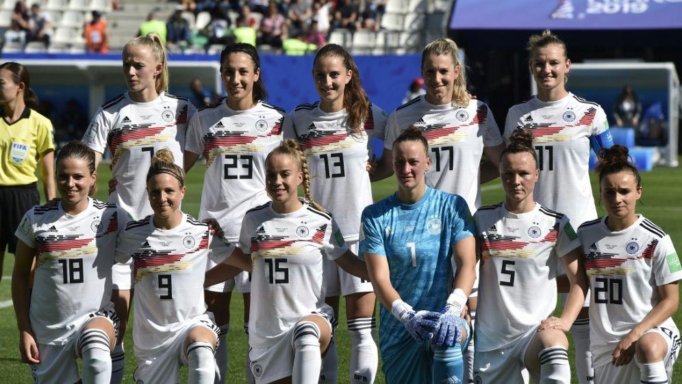 DFB-Frauen womöglich ohne Kapitänin - Bildquelle: AFPSIDJEAN-PHILIPPE KSIAZEK