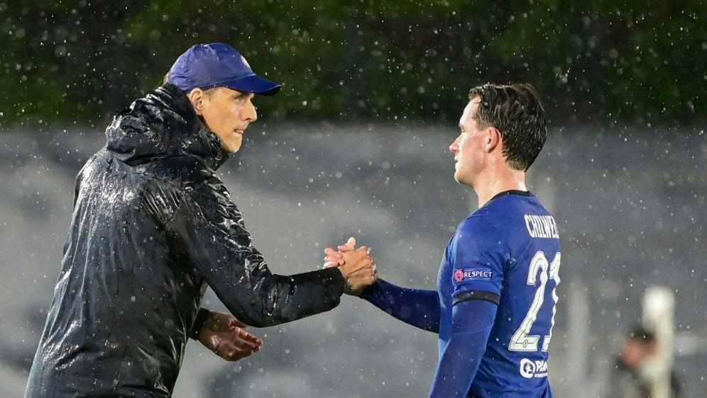Thomas Tuchel hat mit Chelsea gute Chancen aufs Finale - Bildquelle: AFPSIDJAVIER SORIANO