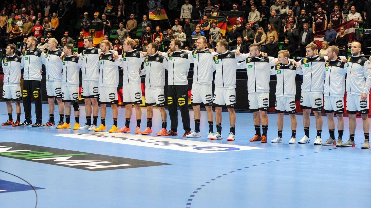 Handball-EM: Die Vorrunden-Noten der deutschen Stars - Bildquelle: imago images/Revierfoto