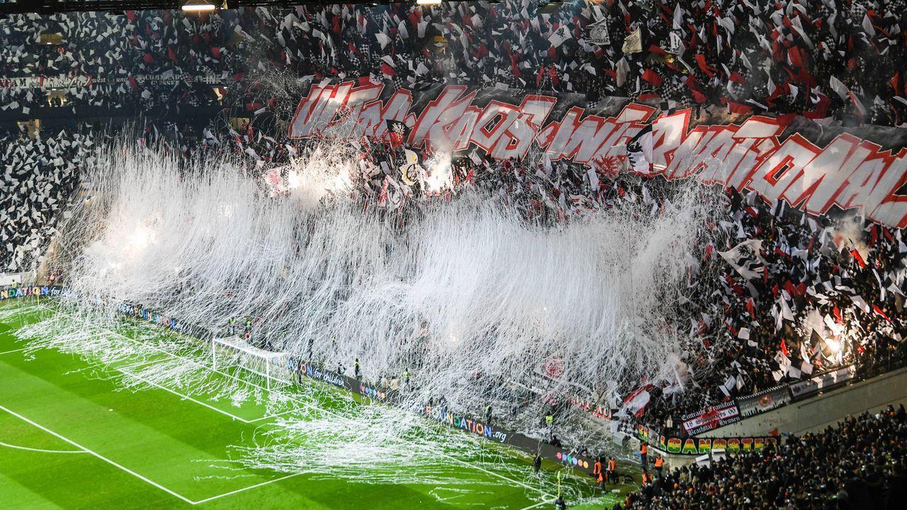 Eintracht Frankfurt Marseille
