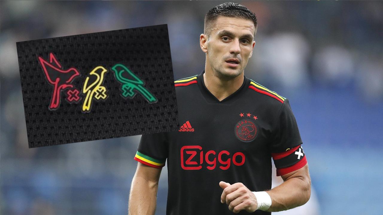"UEFA verbietet Ajax-Trikot mit ""Three Little Birds"" - Bildquelle: Imago Images"