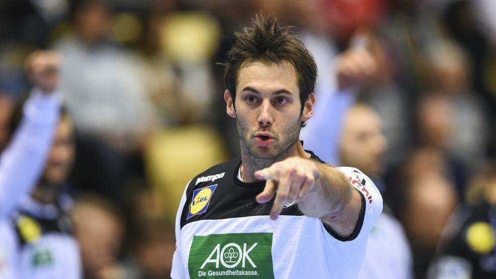 Gensheimer hält am Ziel Halbfinale fest - Bildquelle: AFPSIDJONATHAN NACKSTRAND