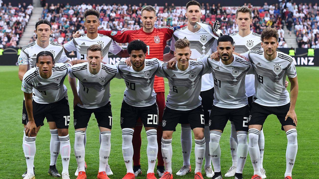Vergleich: Prämien bei der A-Nationalmannschaft - Bildquelle: imago images / Revierfoto