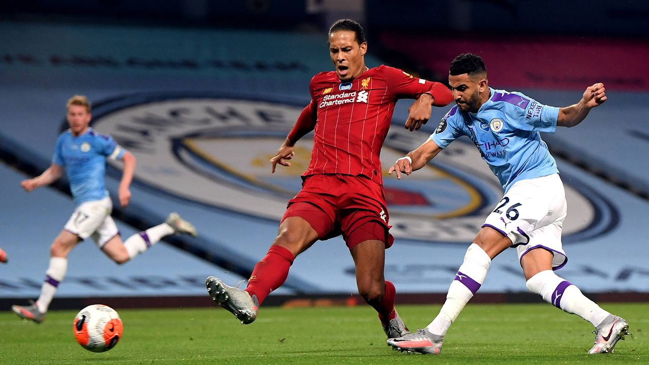 Platz 1: Premier League (England) - Bildquelle: imago images/PA Images