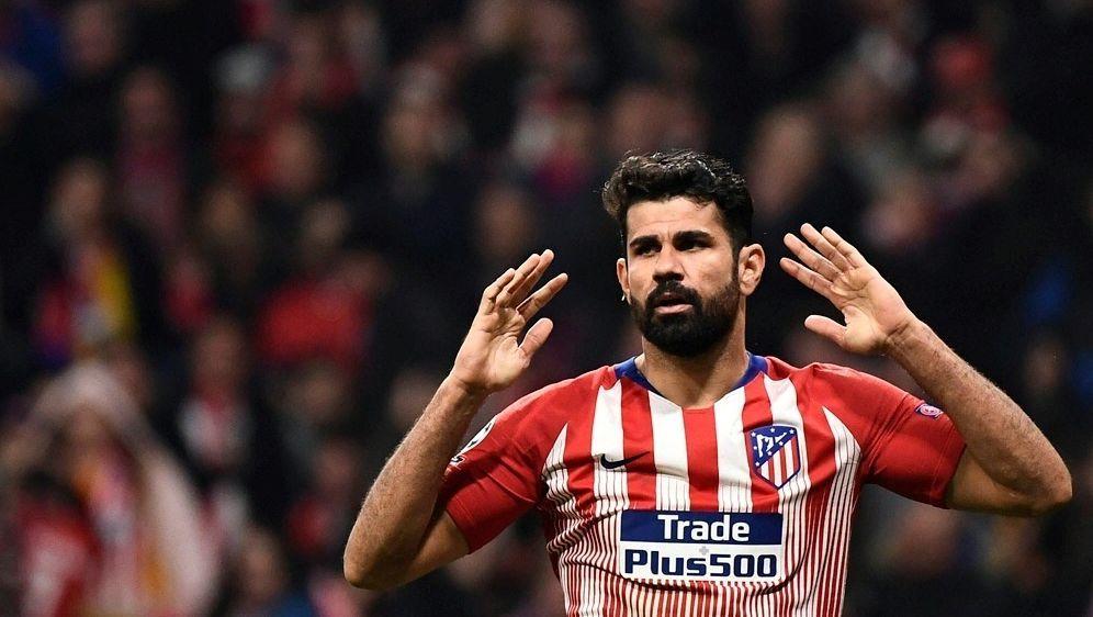 Atletico-Star Diego Costa soll Steuern hinterzogen haben - Bildquelle: AFPSIDPIERRE-PHILIPPE MARCOU