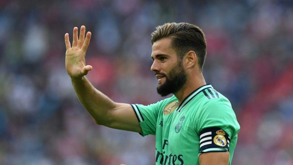 Nacho Fernandez spielt seit Kindertagen für Real Madrid - Bildquelle: AFPSIDCHRISTOF STACHE