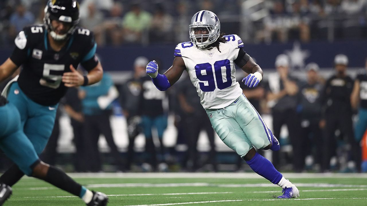 New York Giants: DE DeMarcus Lawrence - Bildquelle: Getty Images