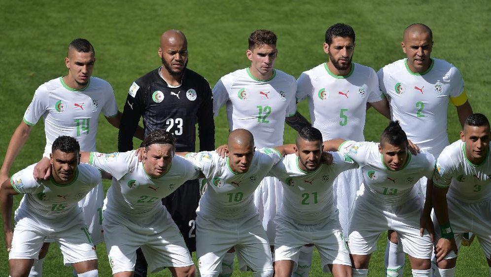 Algerier gehen ohne Rachegelüste ins Achtelfinale - Bildquelle: SID-SID-AFP