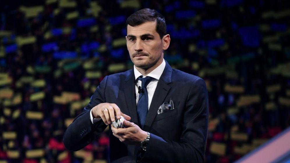 Casillas will Präsident des spanischen Verbands werden - Bildquelle: AFPAFPFabrice COFFRINI