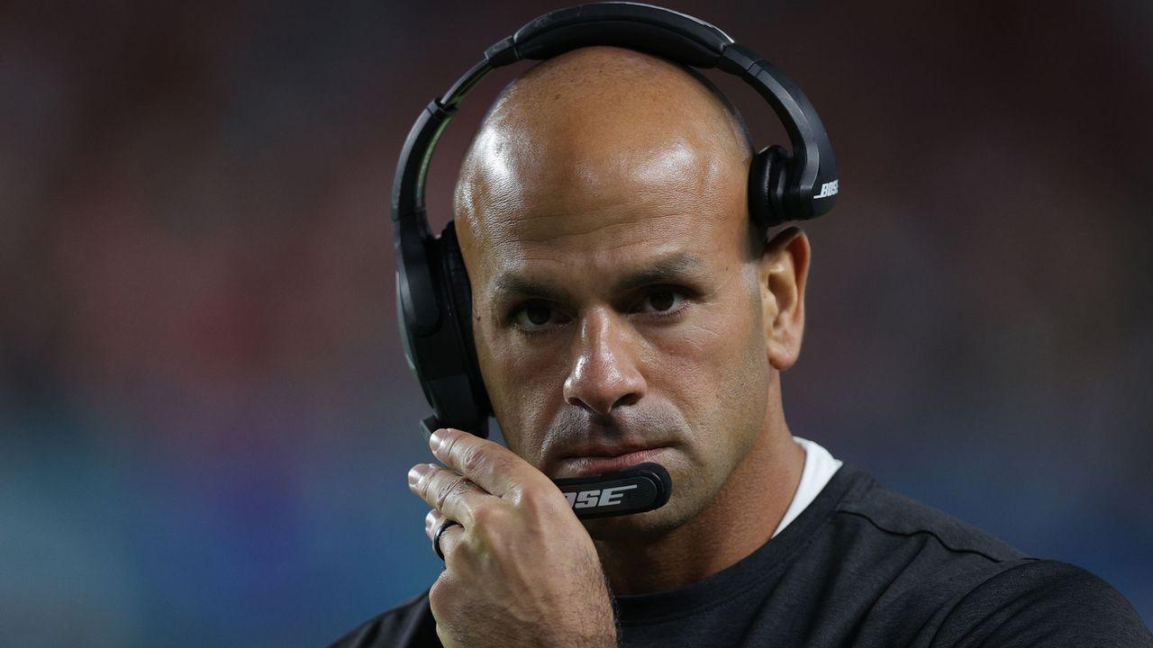 Robert Saleh (Defensive Coordinator der San Francisco 49ers) - Bildquelle: Getty Images