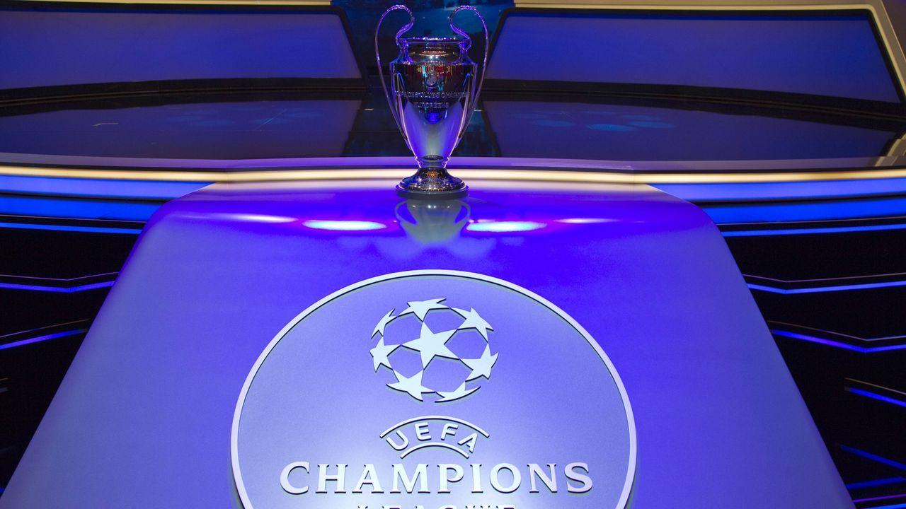 Champions-League-Auslosung - Bildquelle: imago images / Mandoga Media