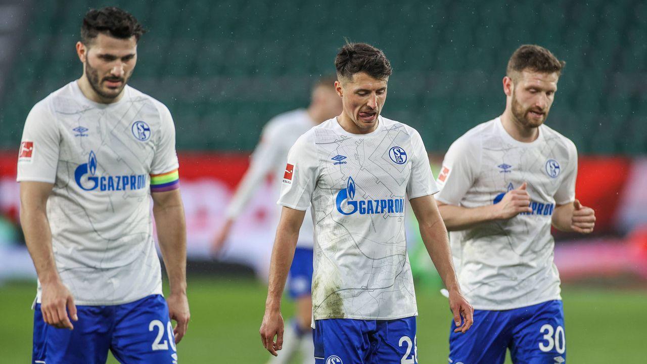 FC Schalke 04 - Bildquelle: Imago Images