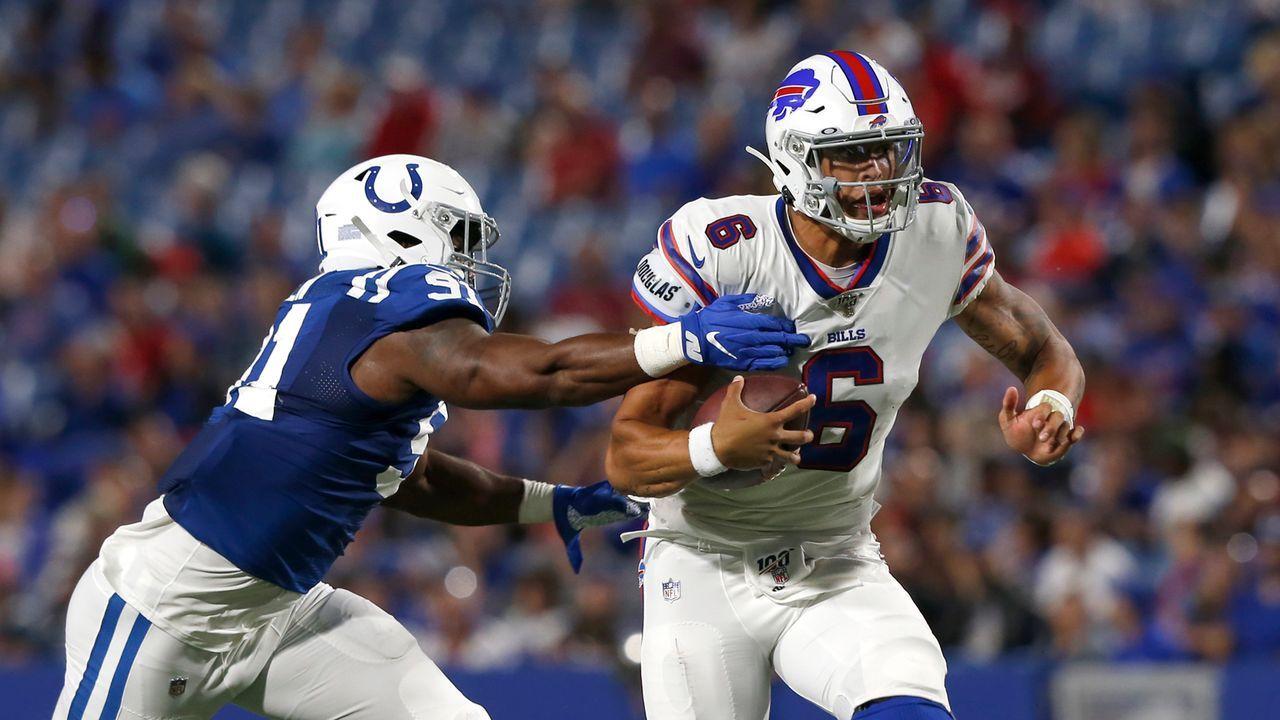 Tyree Jackson (Buffalo Bills) - Bildquelle: 2019 Getty Images