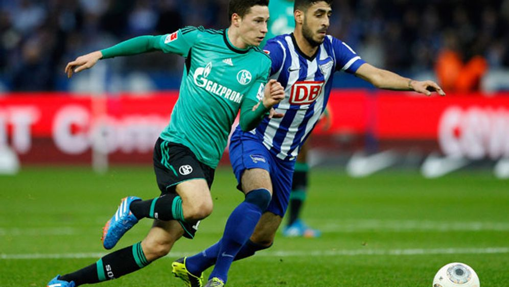 Schalke Hertha Bsc