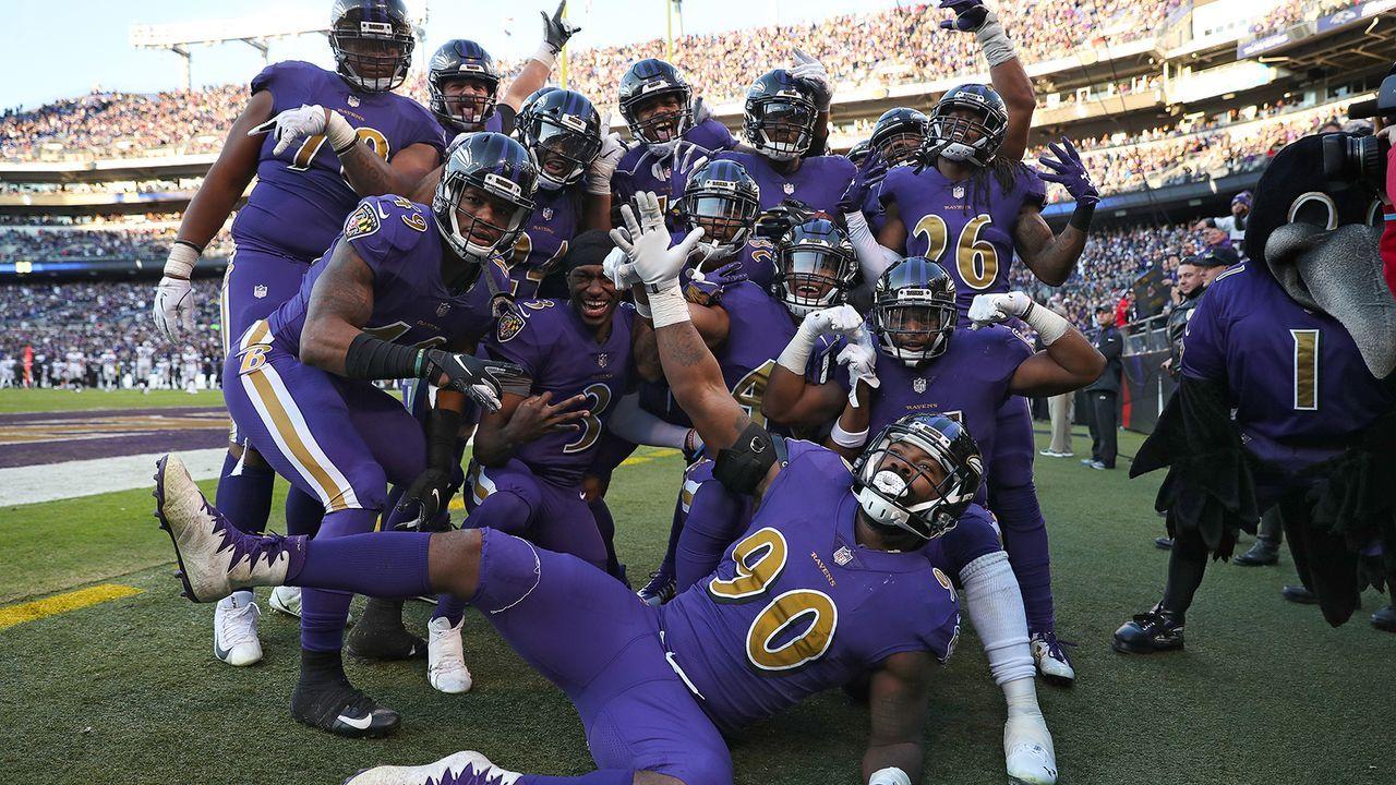 Baltimore Ravens (Cleveland Browns) - Bildquelle: Getty Images