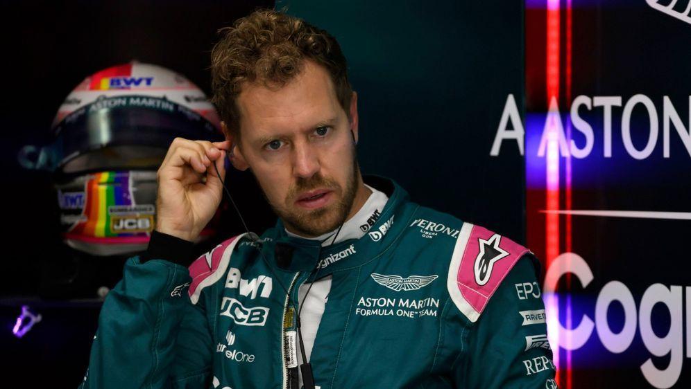 Sebastian Vettel wurde nach dem Ungarn-GP disqualifiziert. - Bildquelle: Imagod