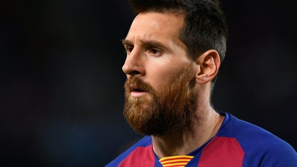 Messis aktueller Vertrag läuft noch bis Ende Juni 2021 - Bildquelle: AFPSIDJOSEP LAGO
