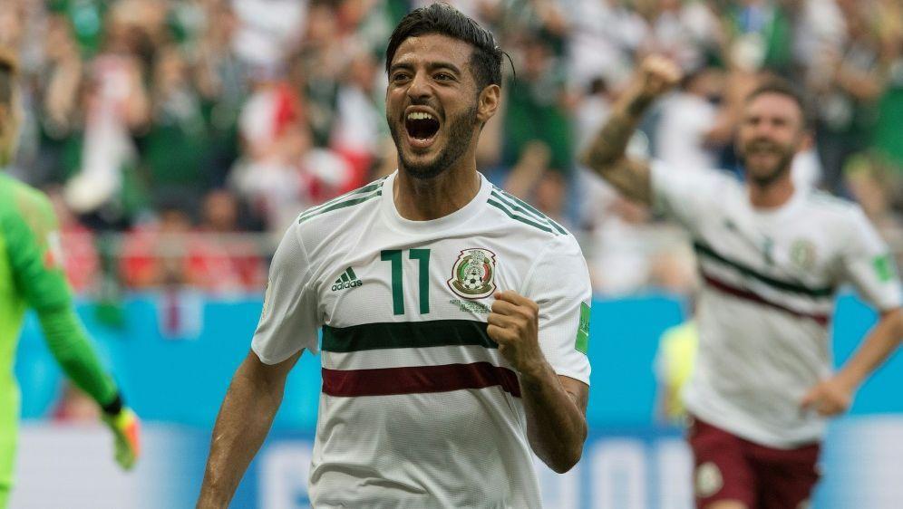 Carlos Vela ist der wertvollste Spieler in der MLS - Bildquelle: PHOTOSPORTPHOTOSPORTSID DAVID LEAHMEXSPORTPHOTOSPORT