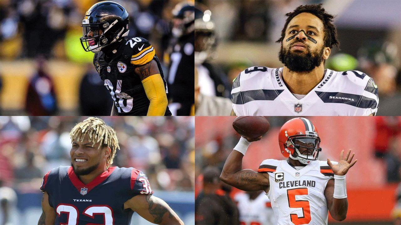 Letztes Vertragsjahr: Diese NFL-Stars könnten 2019 abkassieren - Bildquelle: Imago