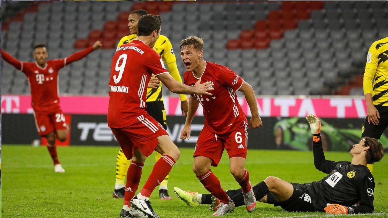 2020: FC Bayern München - Borussia Dortmund 3:2 - Bildquelle: Imago Images
