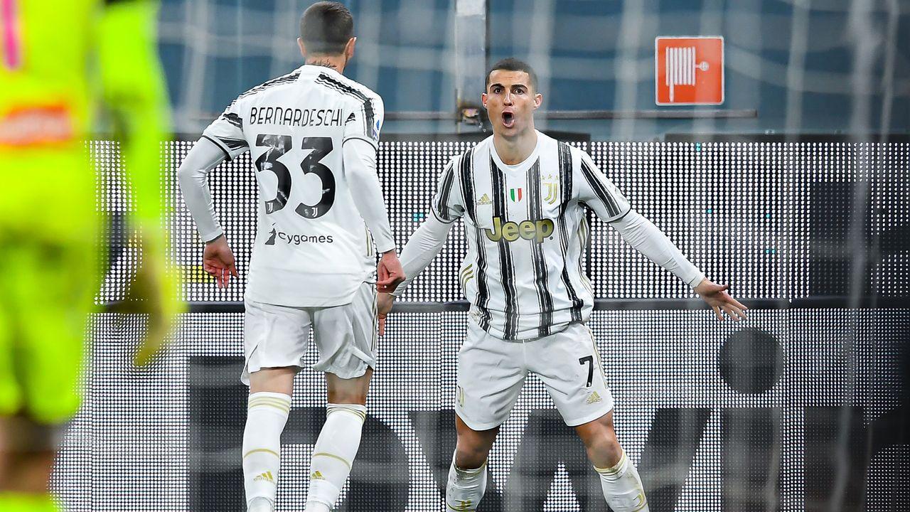 FC Porto - Juventus Turin - Bildquelle: getty