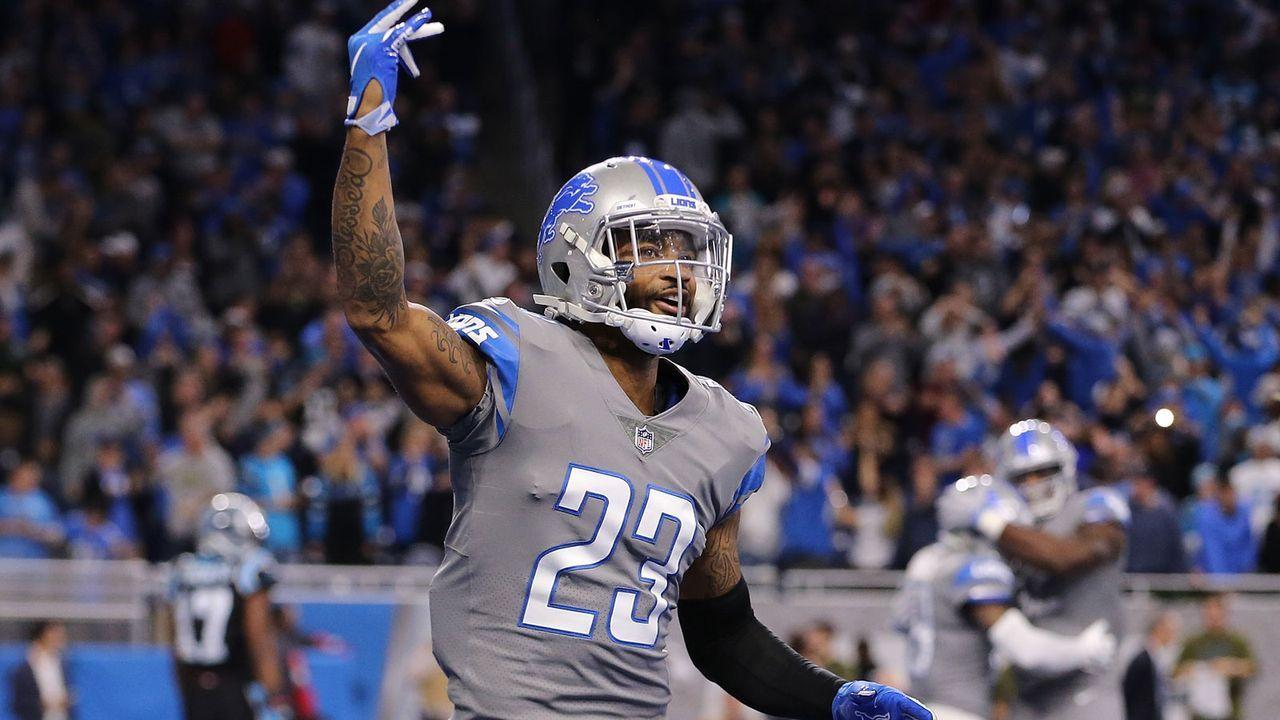 1 - Detroit Lions - Bildquelle: 2018 Getty Images