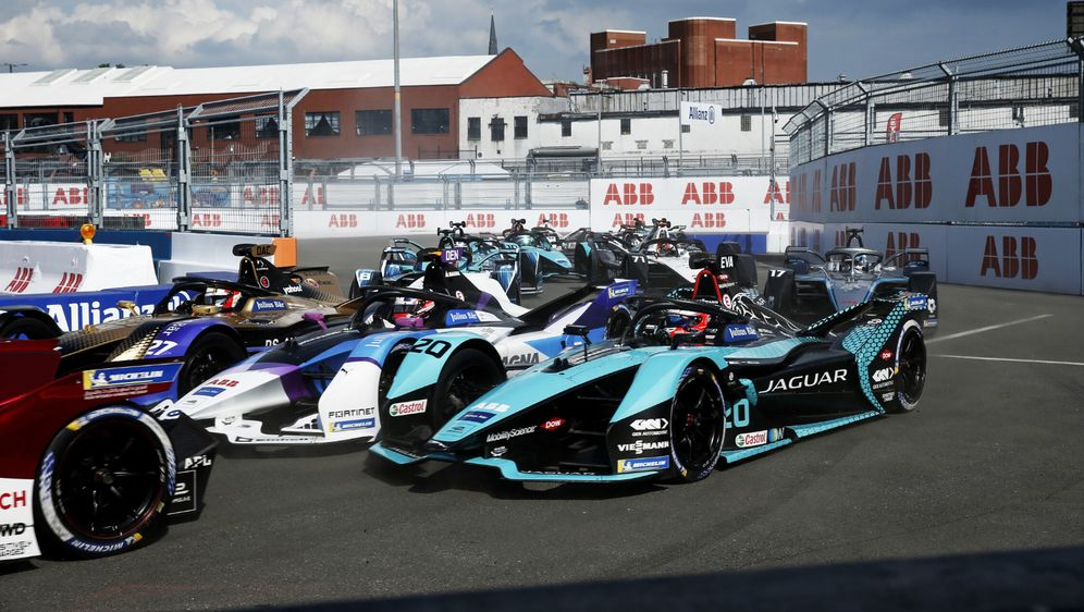 Die Formel E hat in der Coronavirus-Pandemie kaum Verluste hinnehmen müssen. - Bildquelle: Motorsport Images