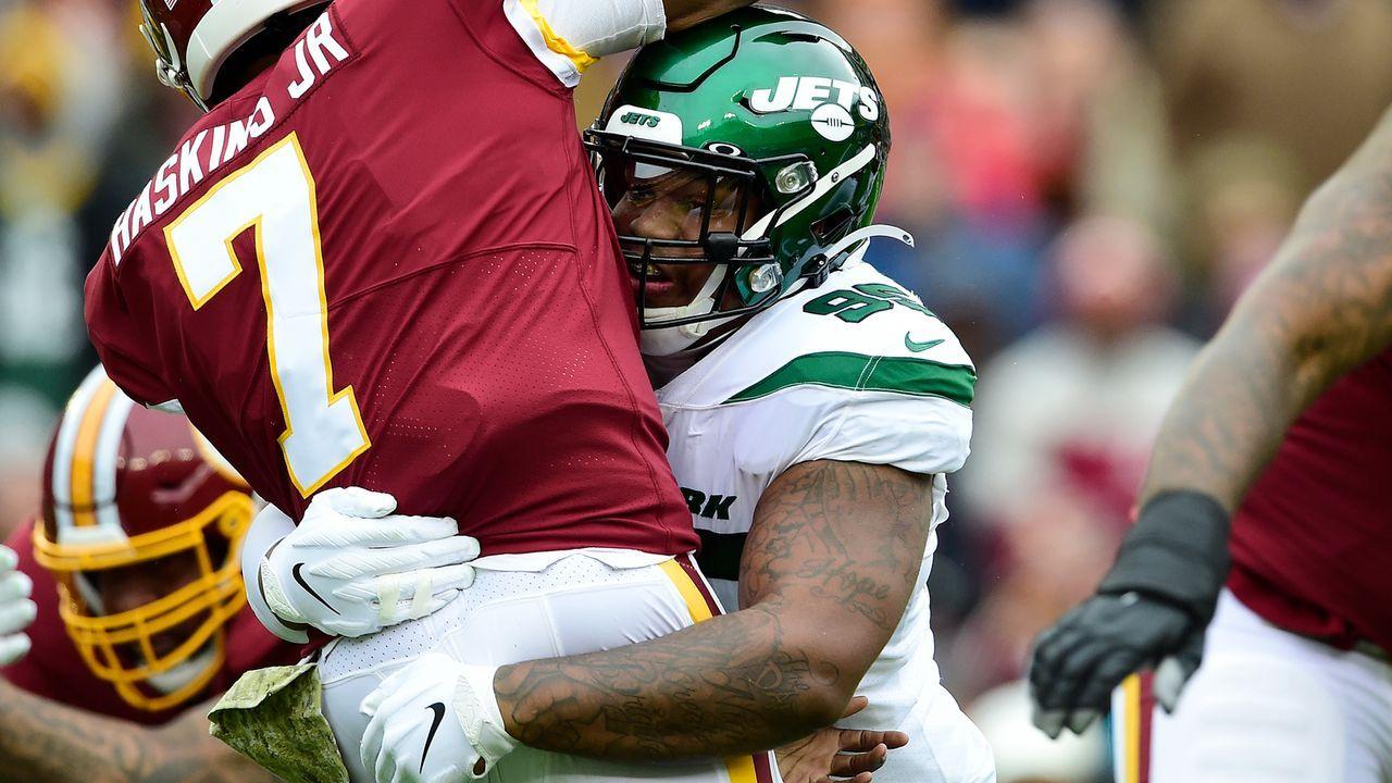 New York Jets: Quinnen Williams (Defense) - Bildquelle: 2019 Getty Images