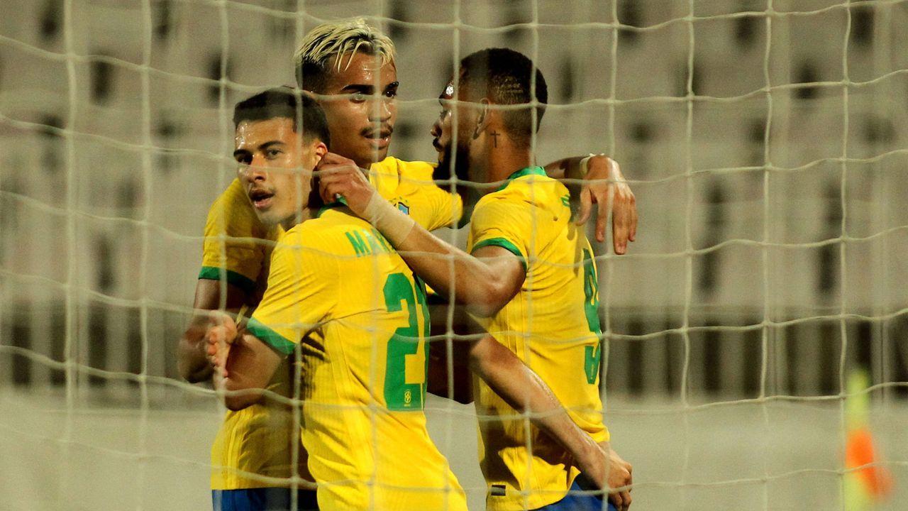Vorsicht Deutschland! Diese Brasilien-Stars kämpfen um Olympia-Gold - Bildquelle: Imago Images