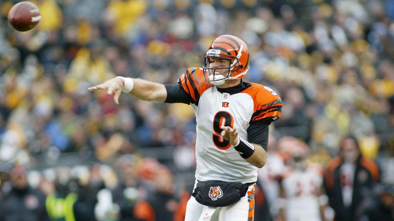 Carson Palmer (Cincinnati Bengals) - Bildquelle: Getty Images