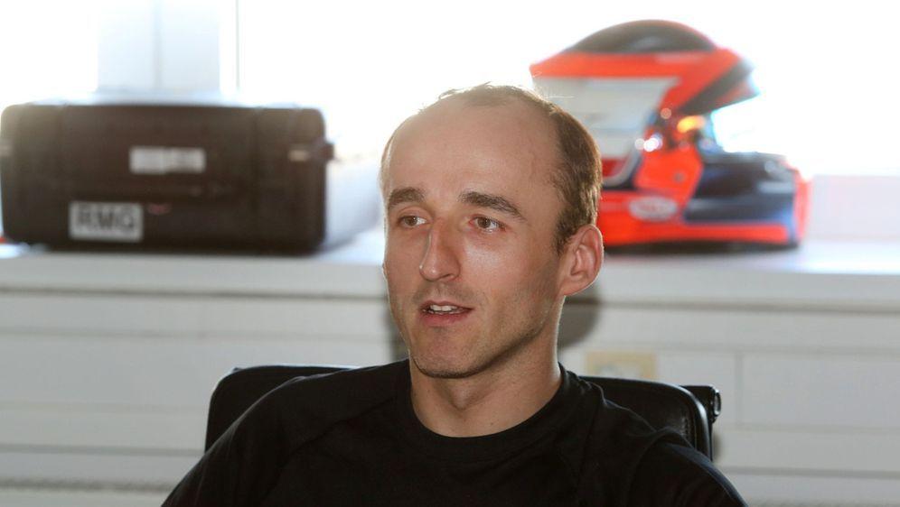 Robert Kubica mahnt die Fans, sich an die Einschränkungen zu halten - Bildquelle: BMW