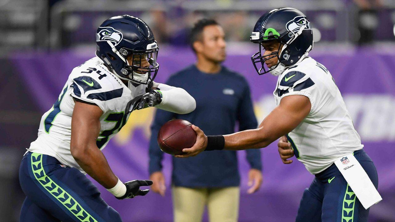 NFC West: Seattle Seahawks - Bildquelle: getty
