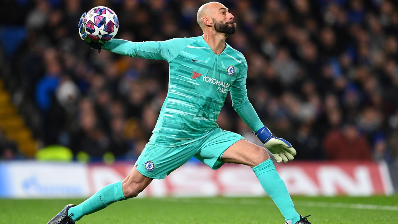 Willy Caballero - Bildquelle: 2020 Getty Images