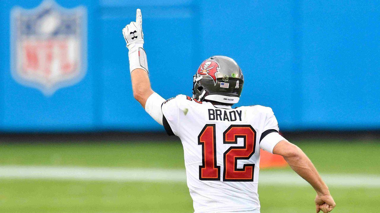 Quarterback: Tom Brady - 74 Punkte als Kapitän - Bildquelle: getty