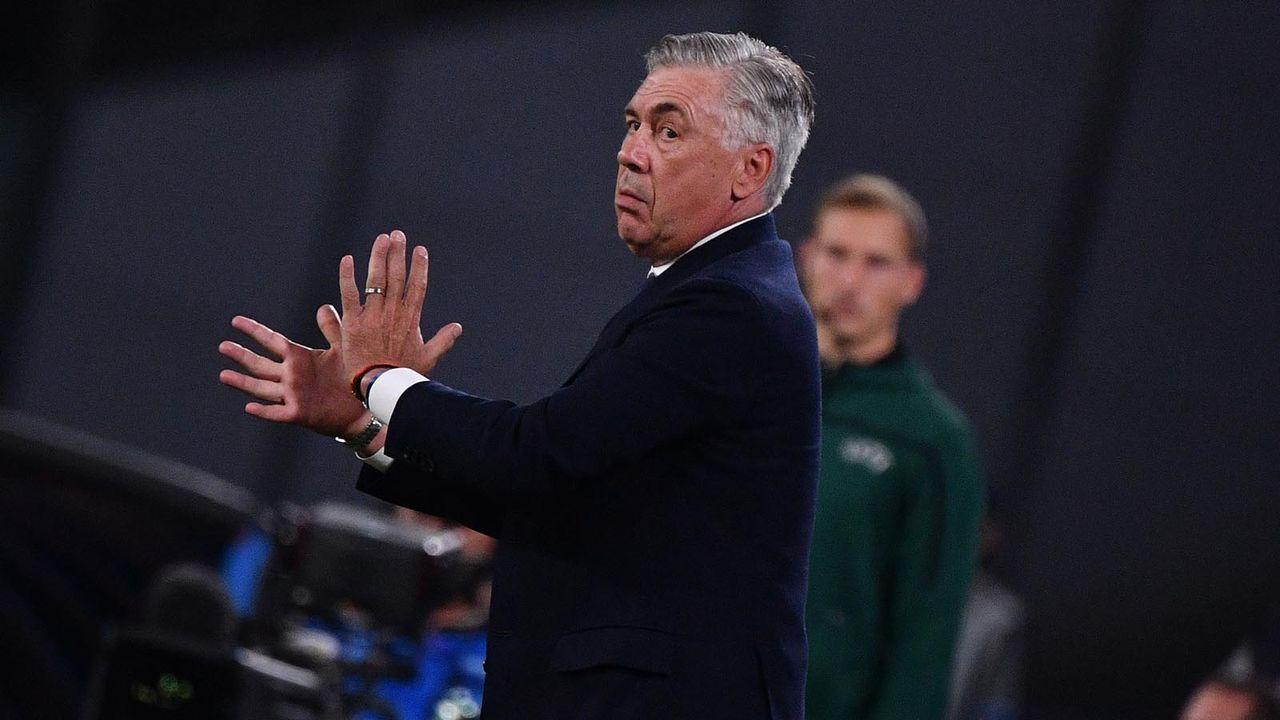 Platz 2: Carlo Ancelotti (SSC Neapel) - Bildquelle: imago images/LaPresse