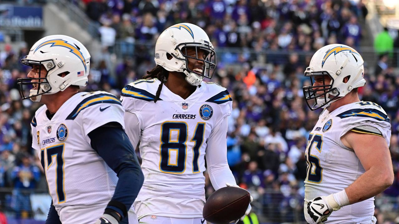 Los Angeles Chargers - Bildquelle: imago/UPI Photo