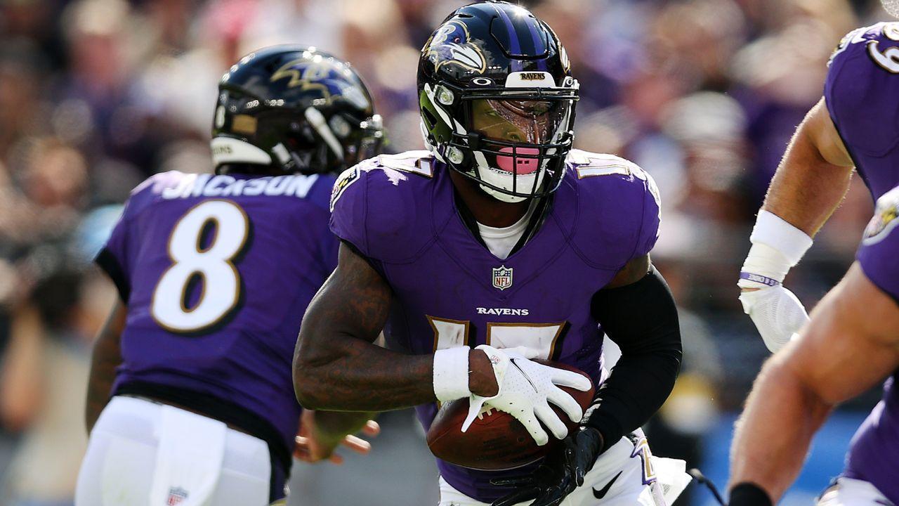 Le'Veon Bell (Baltimore Ravens) - Bildquelle: Getty