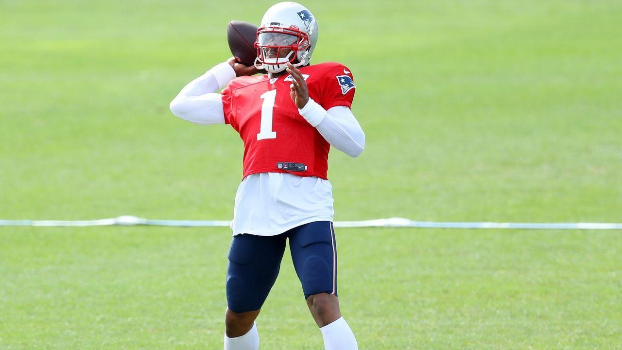 New England Patriots: Cam Newton (Offense) - Bildquelle: getty