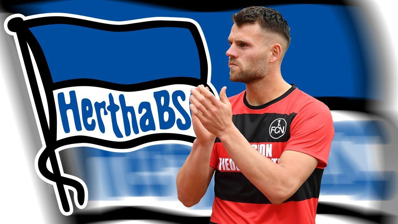 Eduard Löwen (Hertha BSC)  - Bildquelle: iaMGO