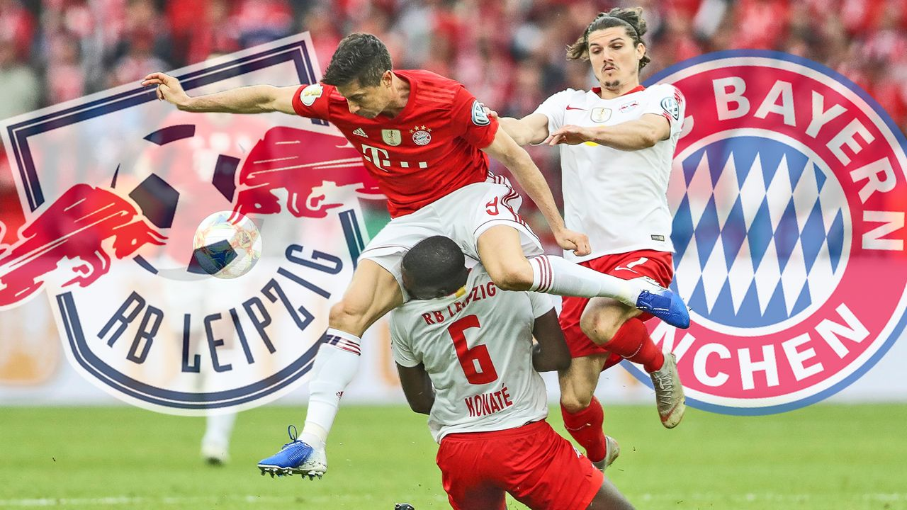 RB Leipzig vs. FC Bayern im Head-to-Head - Bildquelle: 2019 Getty Images