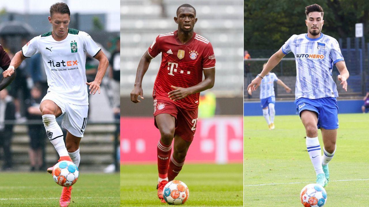 Wolf, Nianzou und Co.: Die Breakout-Kandidaten aller Bundesligisten - Bildquelle: imago